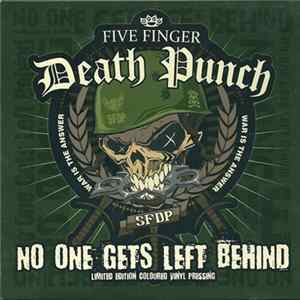 Five Finger Death Punch - No One Gets Left Behind Album