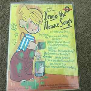Jimmy Carroll, Philip Fox, Paul Parnes, Hank Ketcham - Hank Ketcham's Dennis the Menace Songs Album