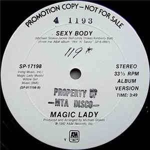 Magic Lady - Sexy Body Album