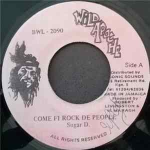 Sugar D - Come Fi Rock De People Album