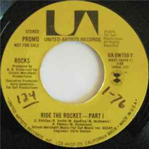 Rocks - Ride The Rocket Album