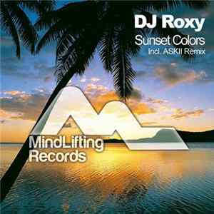 DJ Roxy - Sunset Colors Album