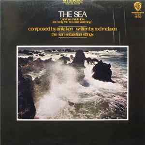 Anita Kerr, Rod McKuen / The San Sebastian Strings - The Sea Album