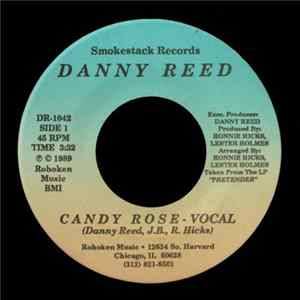 Danny Reed - Candy Rose Album