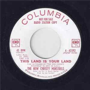 The New Christy Minstrels - This Land Is Your Land / Don't Cry, Suzanne Album