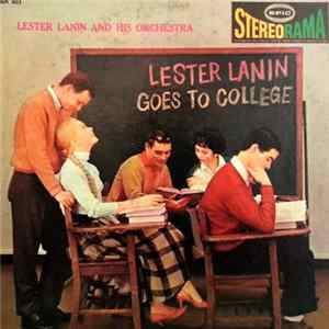 Lester Lanin And His Orchestra - Lester Lanin Goes To College Album