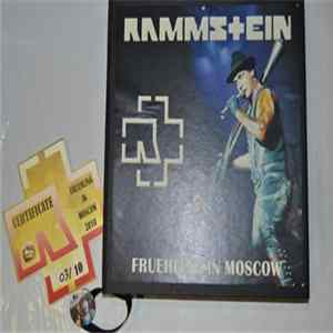 Rammstein - Fruehling In Moscow/Feuer Frei In Russia Album
