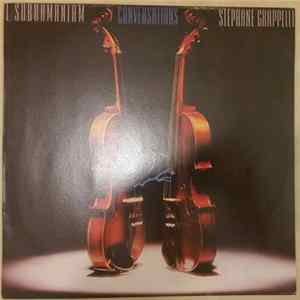 L. Subramaniam / Stephane Grappelli - Conversations Album
