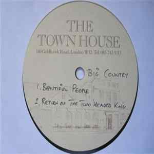 Big Country - Beautiful People Album