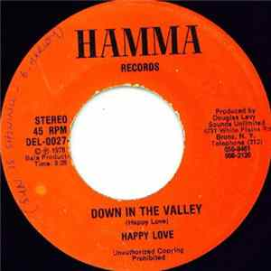 Happy Love - Down In The Valley Album