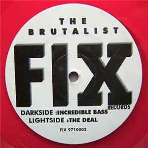The Brutalist - Incredible Bass Album