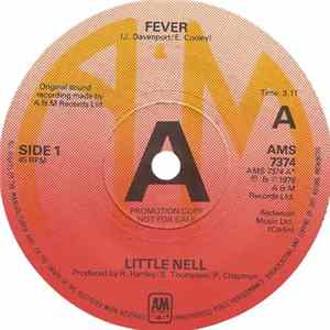 Little Nell - Fever Album