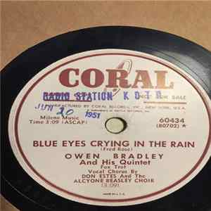 Owen Bradley And His Quintet - The Strange Little Girl / Blue Eyes Crying In The Rain Album